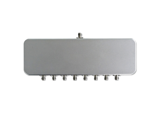 RF switch 8T is a device to route high frequency signals through transmission paths